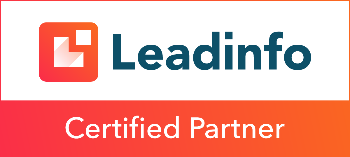 Partner badge - Leadinfo